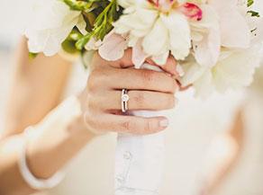 オーダーメイドでつくる特別な結婚指輪