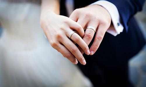 結婚指輪の定番