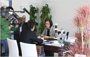 テレビ東京のワールドビジネスサテライト