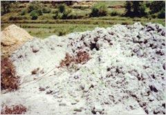 スリランカの鉱山