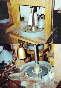 電動式の研磨器