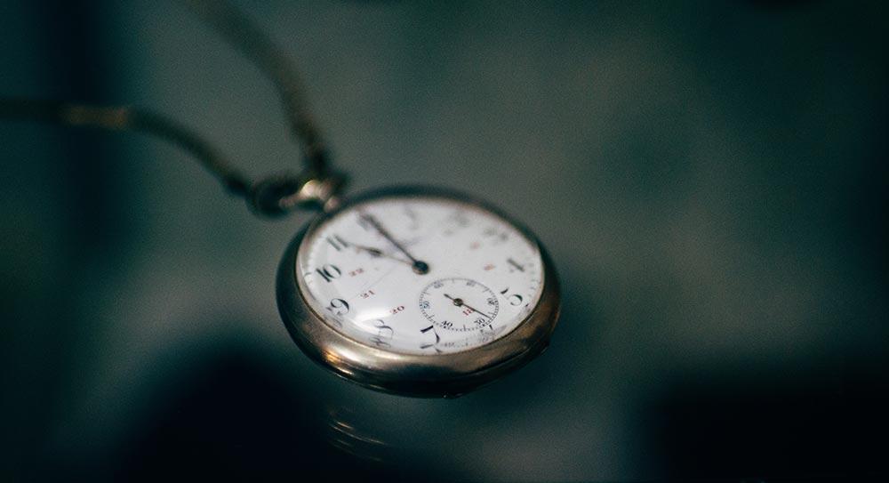 懐中時計の修理・電池交換